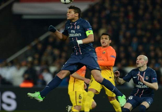 Thiago Silva open to AC Milan return