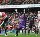 En vivo: Arsenal 0-0 Leicester City