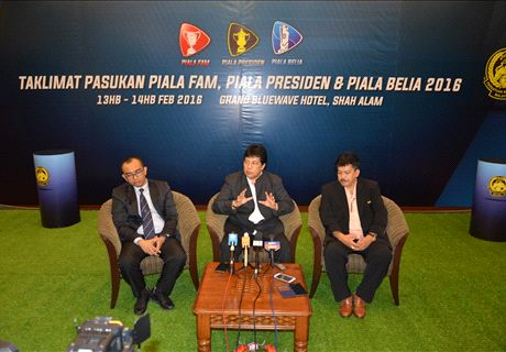 FAM Cup teams may use foreign players in the future