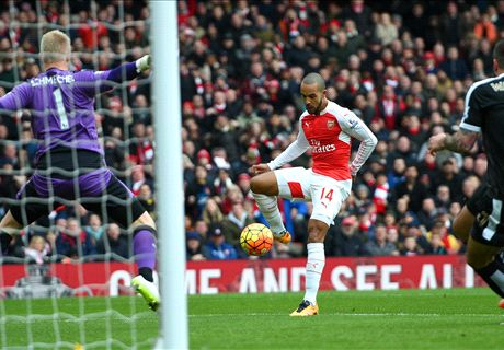 Welbeck Rescues Win For Arsenal