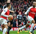 FT: Arsenal 2-1 Leicester