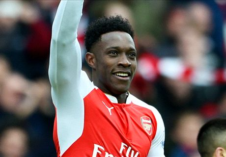 Welbeck gives Arsenal last-gasp win