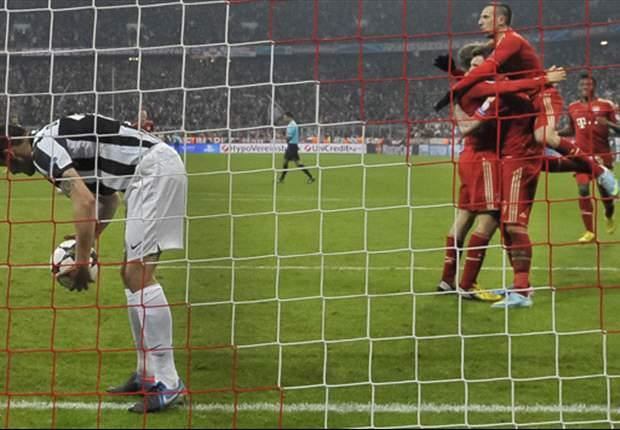 Bayern Monaco-Juventus 2-0: I bavaresi dominano e sprecano, bianconeri sottotono e a tratti irriconoscibili