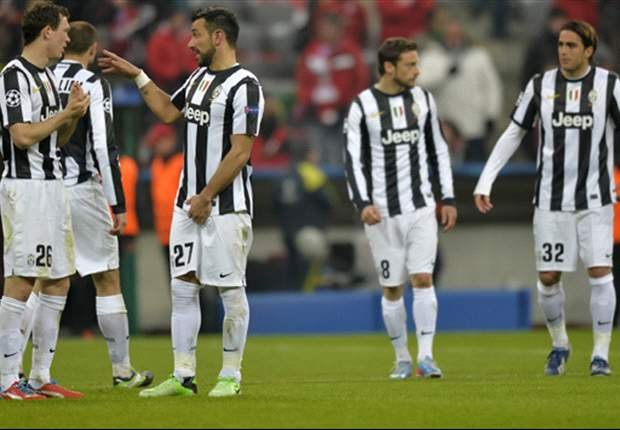Juventus had a rather dismal night at Munich where they succumbed to a 2-0 defeat