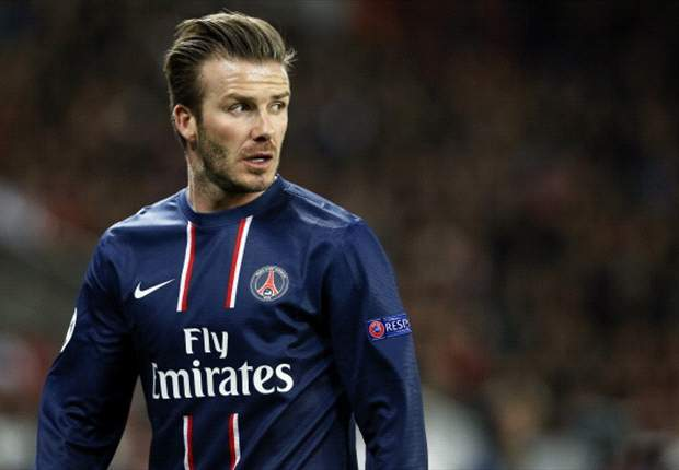 Ancelotti was right to start with Beckham despite deploying two strikers