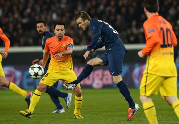 Lawan Barcelona, David Beckham Ingin Tampil Starter