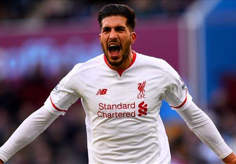 FT: Aston Villa 0-6 Liverpool