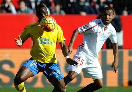 El Sevilla va lanzado (2-0)