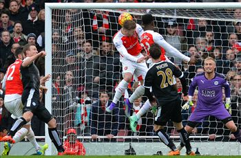 Stoppage-time king? Arsenal racks up century of late goals