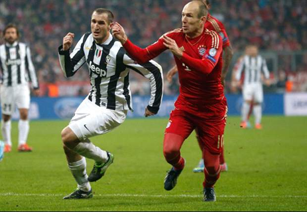 Bayern Munich are not through yet, says Robben