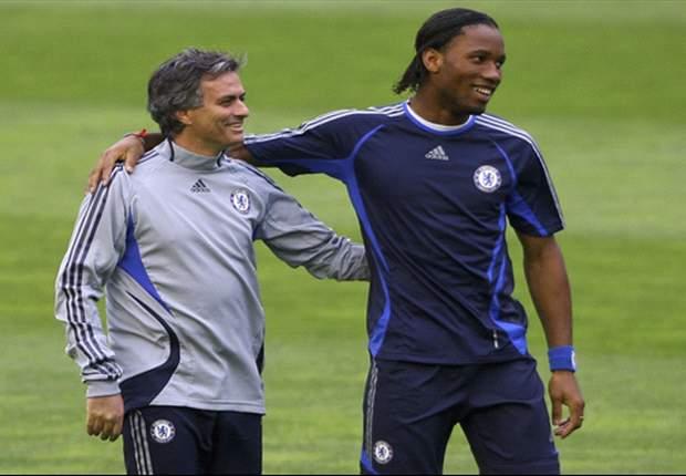 """Drogba: """"Mourinho es la solución para el Chelsea"""""""