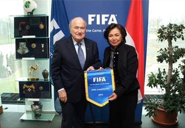 FIFA Bantu Indonesia Jika Internal PSSI Solid