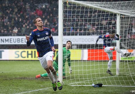 PSV slaat aanval Ajax af bij matig NEC