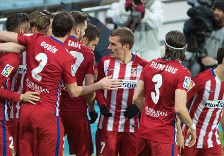 REPORT: Getafe 0-1 Atletico Madrid