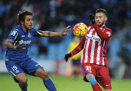 Carrasco loopt blessure op en mist 'PSV'