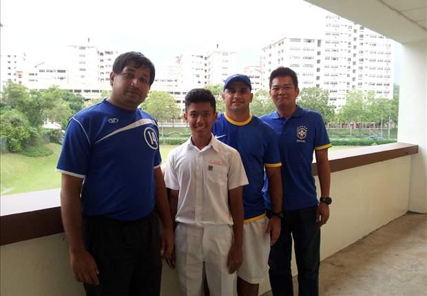 17-year-old Mahathir Azeman to train with Boavista