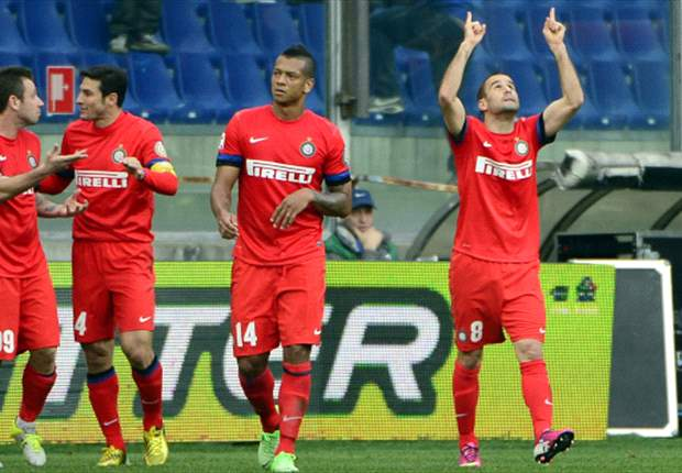 Dwigol Rodrigo Palacio Hempaskan Sampdoria