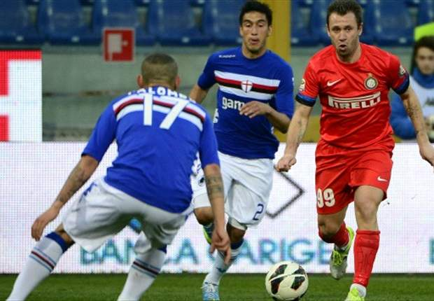 Inter Mailand gewinnt Serie A-Nachholspiel in Genua