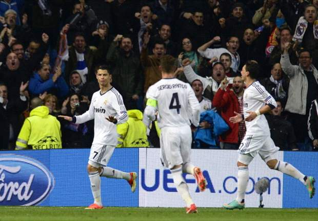 Real Madrid 3-0 Galatasaray: Attacking trio leave semis in sight for Mourinho