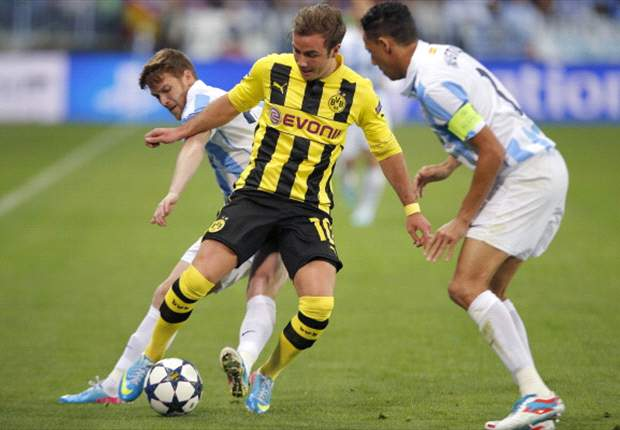 Borussia Dortmund verpasst Big Point beim FC Malaga