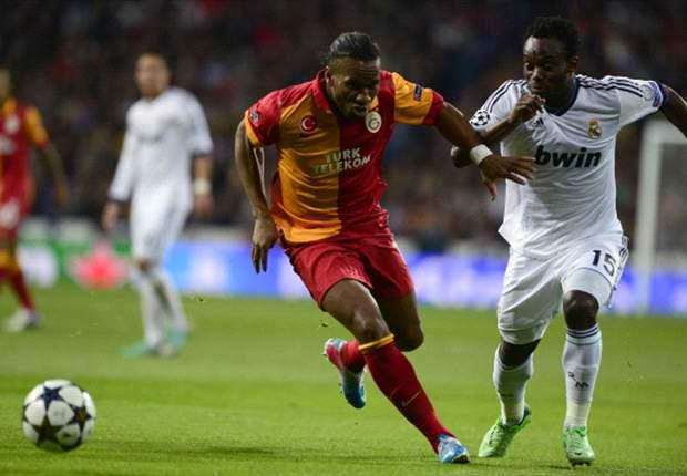 Laporan Pertandingan: Real Madrid 3-0 Galatasaray