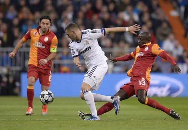 Sergio Ramos y Xabi Alonso fuerzan la tarjeta y no jugarán la vuelta ante el Galatasaray
