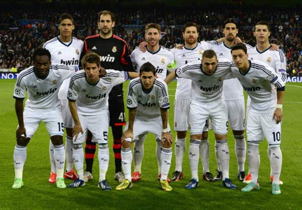 Real Madrid Rilis Skuat Kontra Galatasaray