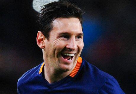 LIVE: Barcelona 2-1 Celta Vigo