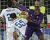 Fiorentina 2-1 Inter: Babacar scrambles late winner as three see red
