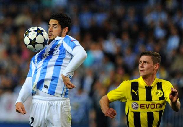 Borussia Dortmund-Malaga Preview: Last-four place up for grabs