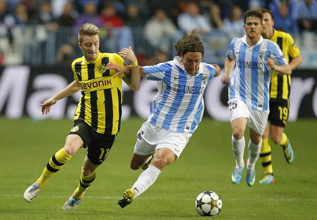 Joaquin: Dortmund draw a good result