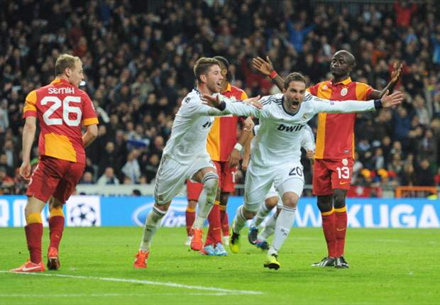 Real Madrid took full advantage of Galatasaray's naivety