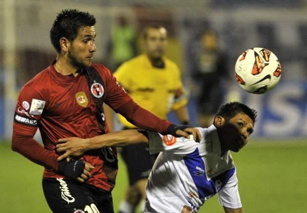 Tijuana se tuvo que conformar con un empate en Bolivia
