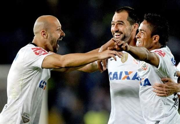 Corinthians recibe al eliminado San José