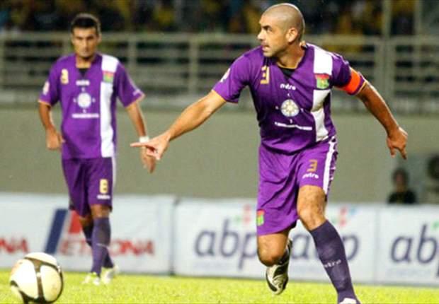 Persita Tangerang Tundukkan Sepuluh Pemain Pelita Bandung Raya