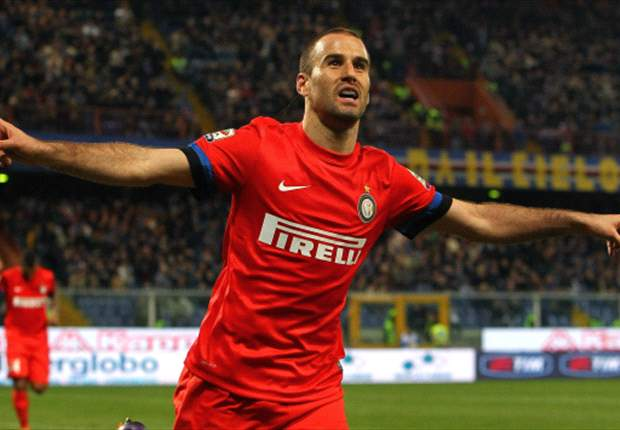 Inter striker Palacio eyes Juventus scalp