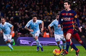 Was Messi's penalty pass disrespectful to Celta Vigo?