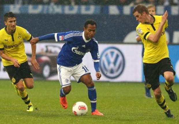 """Schalkes Raffael: """"Ich hoffe, nächstes Jahr gegen Ronny zu spielen"""""""