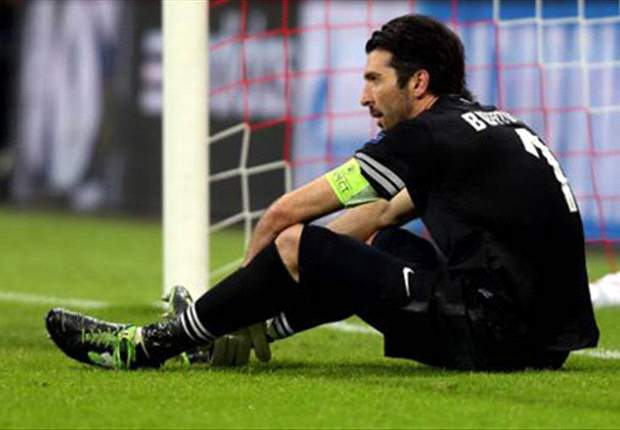 Buffon: Bayern on another level to Juve