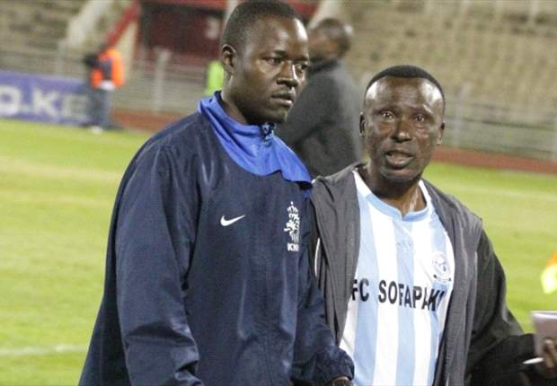 Sofapaka coach David Ouma shifts attention to league and FKF Cup after Top 8 exit