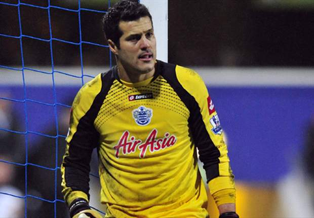 AC Milan closing in on move for QPR keeper Julio Cesar
