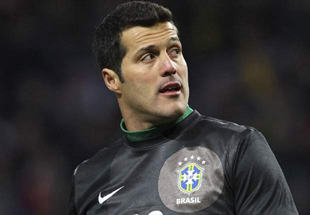 Julio Cesar could be set for the Emirates Stadium