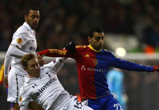 Basel Repotkan Tottenham Hotspur