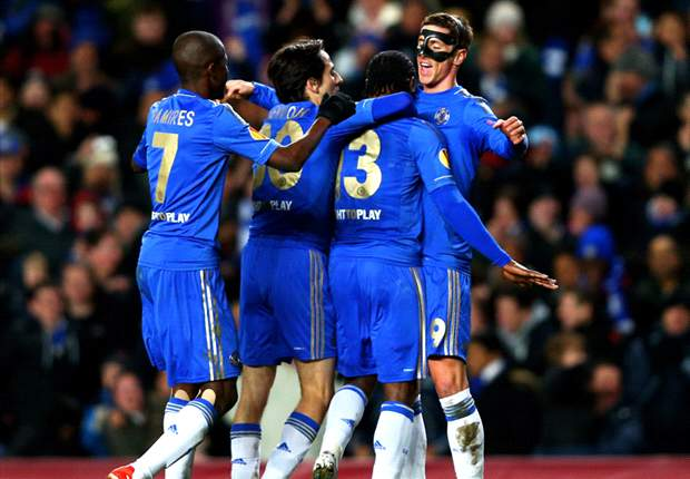 Moses backs 'natural goalscorer' Torres to rediscover Chelsea form after Rubin double
