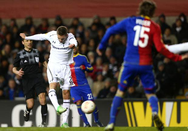 Tottenham 2-2 Basel: Bale injury sours Spurs comeback
