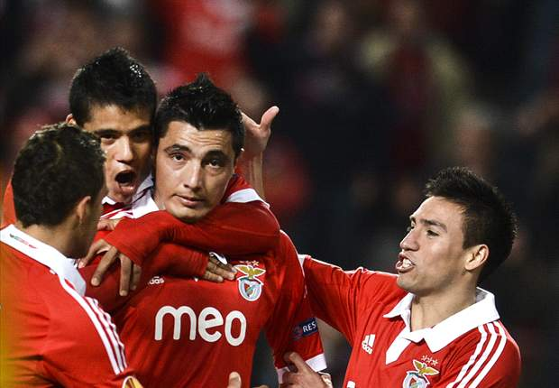 Cardozo: It would be beautiful to win the Europa League