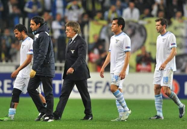 Vladimir Petkovic: Fenerbache Buat Lazio Menderita