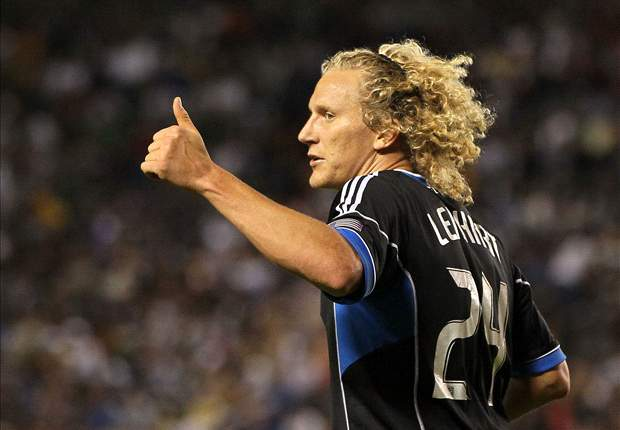 Real Salt Lake 1-2 San Jose Earthquakes: Lenhart hits double for San Jose