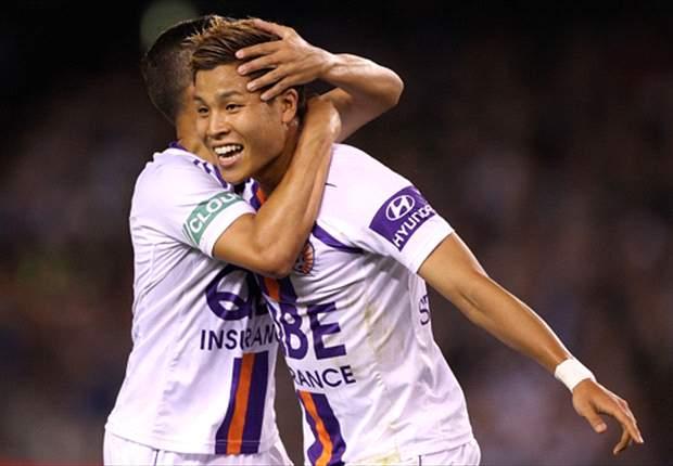 Will Ryo Nagai be a star at nib Stadium next season?