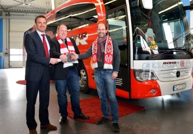 Travego Edition 1: Mainz 05 fährt jetzt meisterlich
